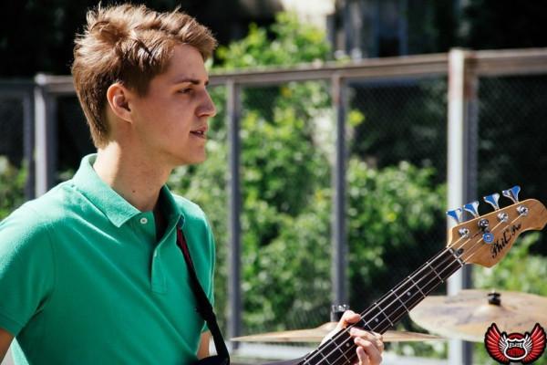 Bad Holiday (Степан Климов - бас-гитара)