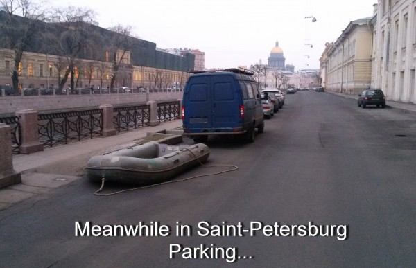 ParkingSPb