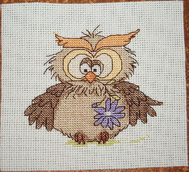 Mum Owl 2013