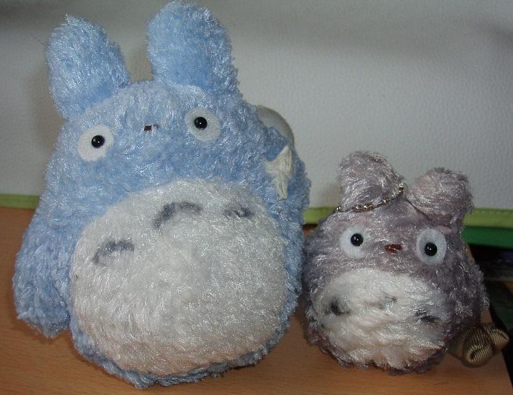 Mummy & Baby Totoro 1