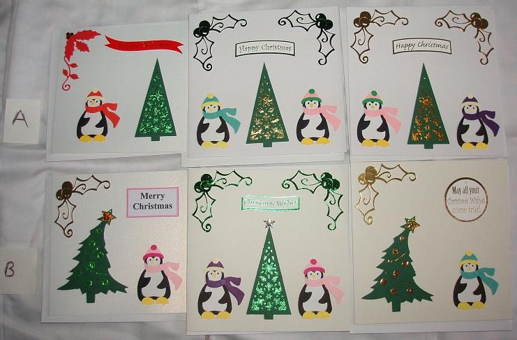 Penguins Set 1