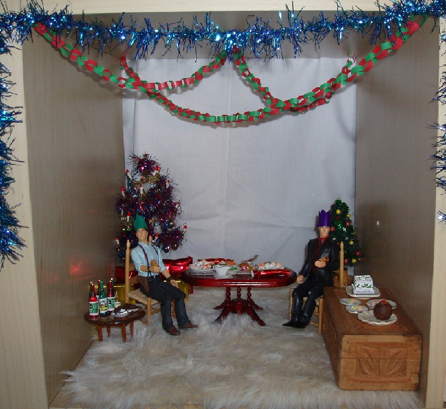 Jack, Ianto Christmas 3