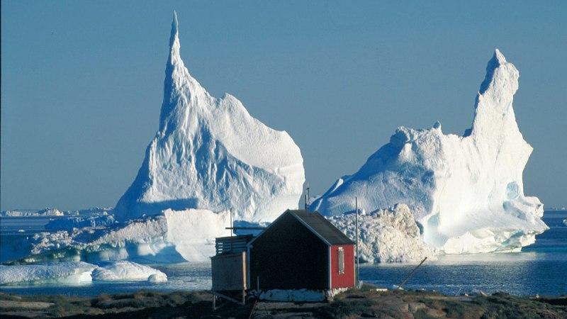 Greenland-Iceberg-House