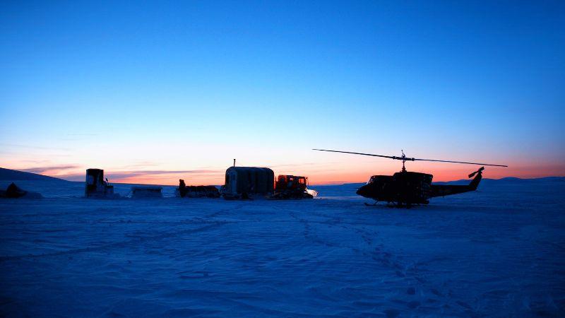 Greenland-Thule-Air-Base