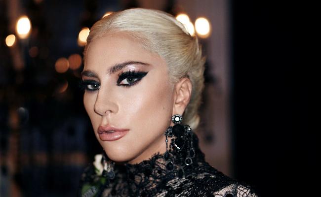 Late 2000's Pop Sensation Lady Gaga Recording New Music