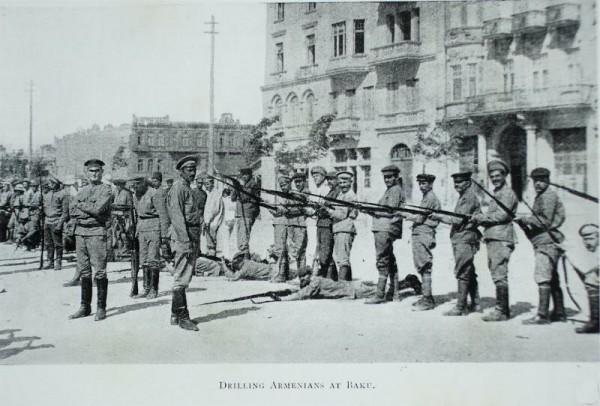 DrillingArmeniansinBaku1918