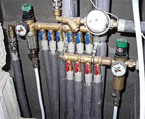 Клапаны и задвижки для водопровода высотного дома