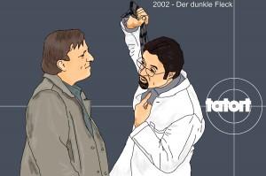 Tatort Münster Der dunkle Fleck