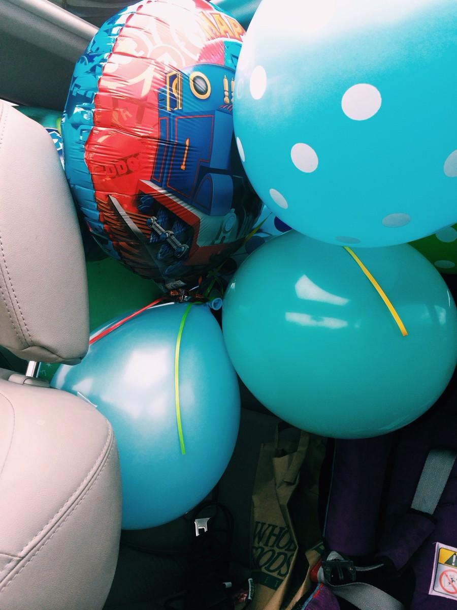 День рождения одного мальчика