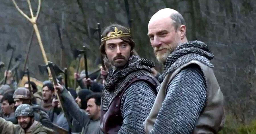 Last Kingdom on BBC