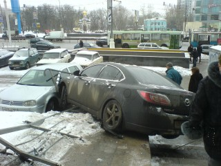 Искусство парковки