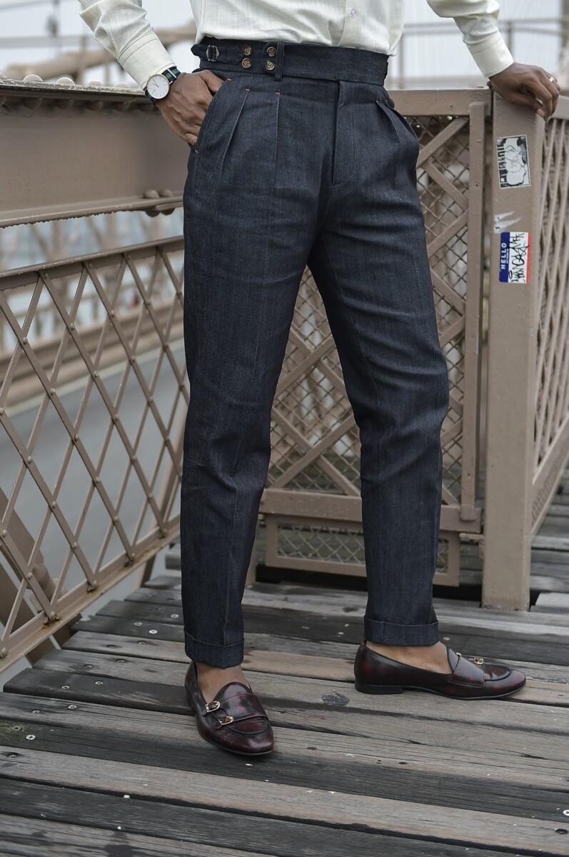 Gurkha Denim Pants