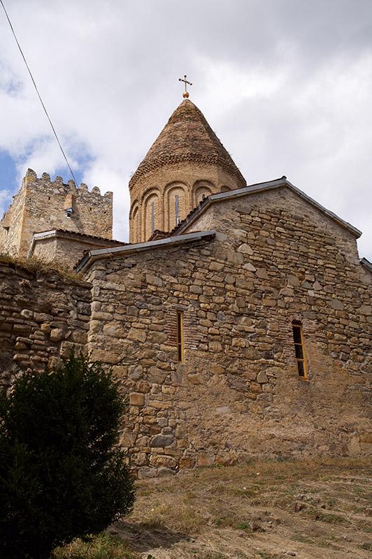 Ананури. Церковь Спасителя