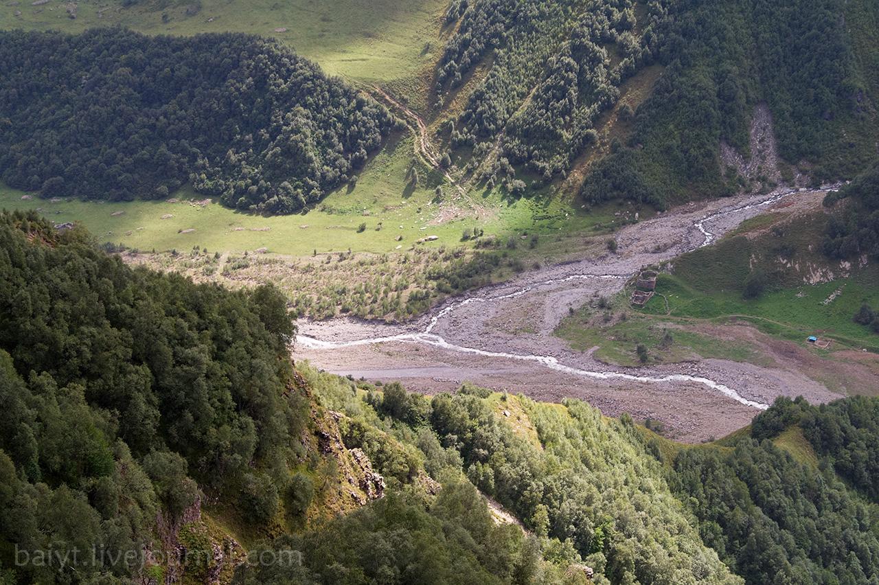 Слияние двух рек