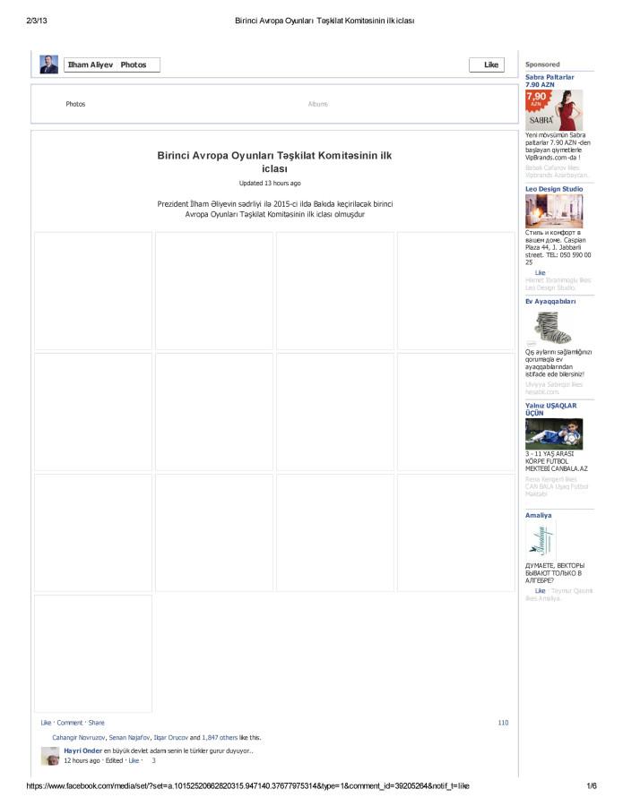 Birinci Avropa Oyunları Təşkilat Komitəsinin ilk iclası albomundaki sherhler-page-001