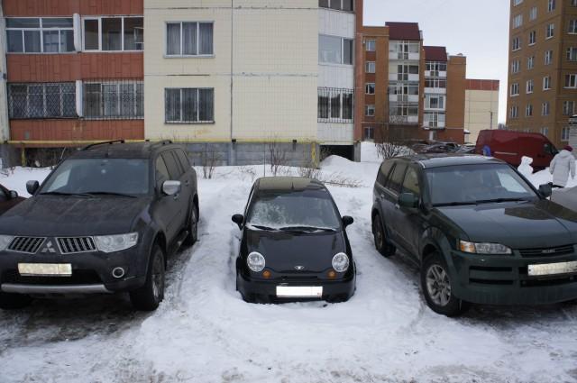 три авто-богатыря