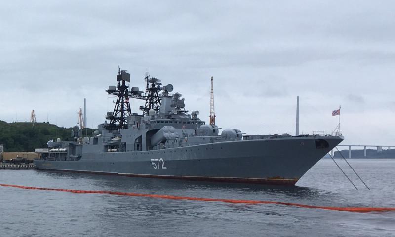 """БПК """"Адмирал Виноградов""""."""