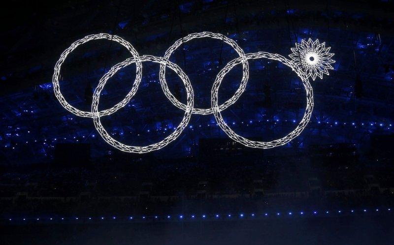 Не раскрылось кольцо олимпиады 2014