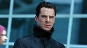 Benedict Cumberbatch in a trench coat