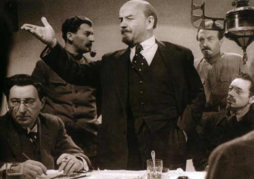 Кто организовал Октябрьскую революцию?