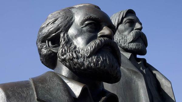 Запретные работы К. Маркса и Ф. Энгельса. Часть 1. Философский манифест исторической школы права
