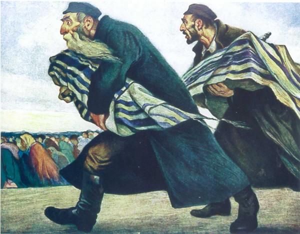 Запретные работы К. Маркса и Ф. Энгельса. Часть 2. К еврейскому вопросу (ПРОДОЛЖЕНИЕ)