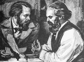 Запретные работы К. Маркса и Ф. Энгельса. Часть 4. Письма из Лондона