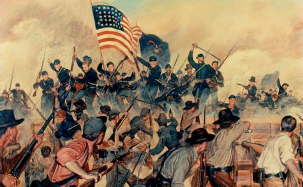 Запретные работы К. Маркса и Ф. Энгельса. Часть 18. Гражданская война в Северной Америке