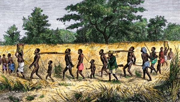 Запретные работы К. Маркса и Ф. Энгельса. Часть 20. Кризис в вопросе о рабстве