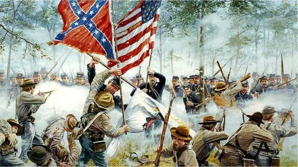 Запретные работы К. Маркса и Ф. Энгельса. Часть 22. Гражданская война в Америке