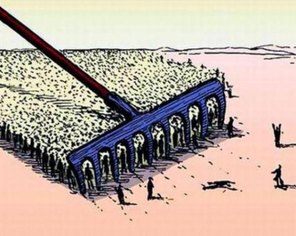 Запретные работы К. Маркса и Ф. Энгельса. Часть 25. Национализация земли