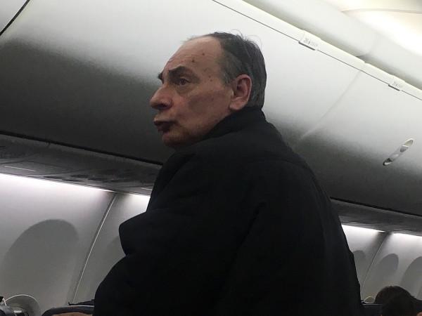 Не курите в самолетах. Потерпите, уроды