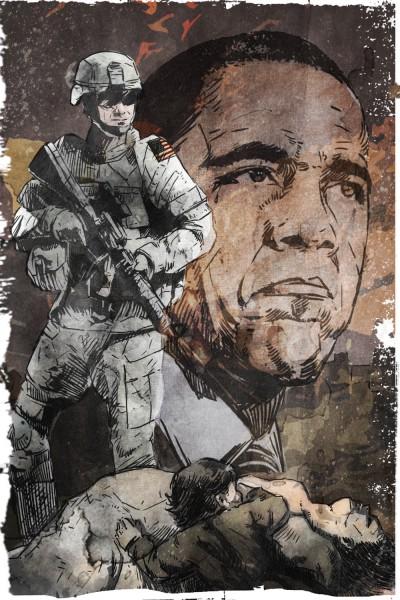 Вездесущая «демократия» США. Америка поддерживает боевиков и террористов во всем мире.