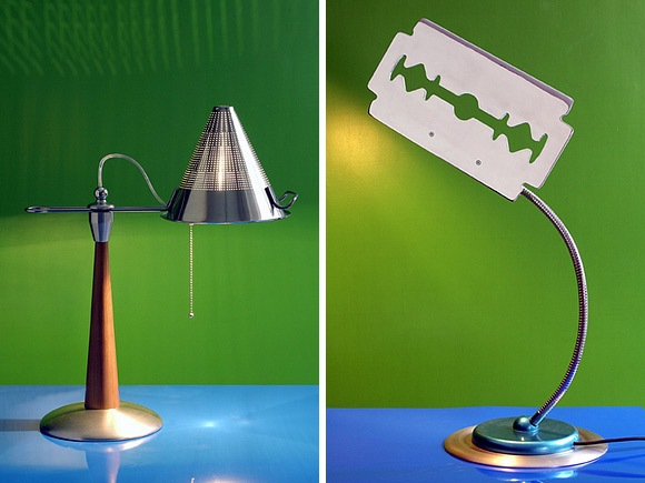 Как сделать самим настольную лампу