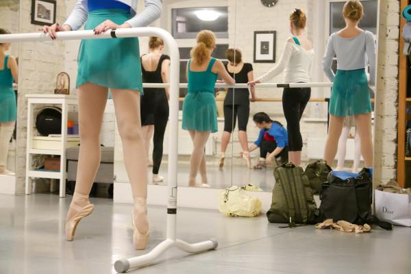 балетная школа для взрослых