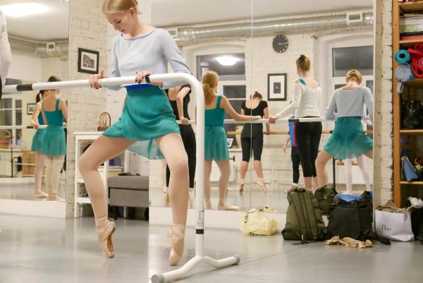 балетная школа для всех