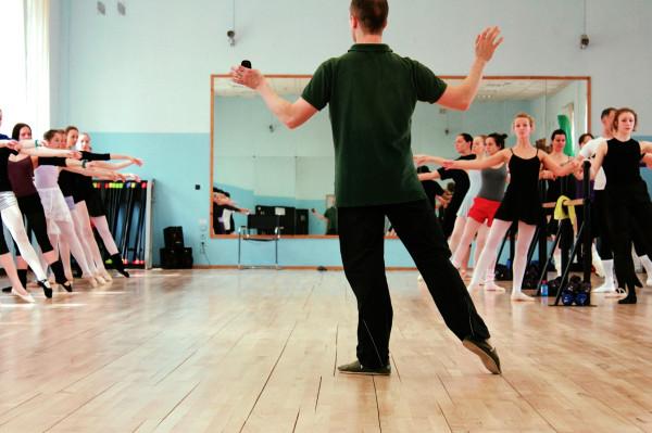 Мастер классы балет