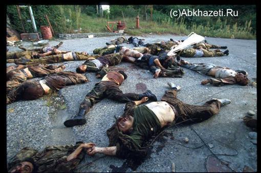 Abkhazia - war
