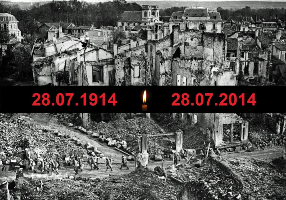 Verdun in World War I