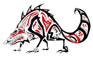 Native_Wolf_by_Sodano