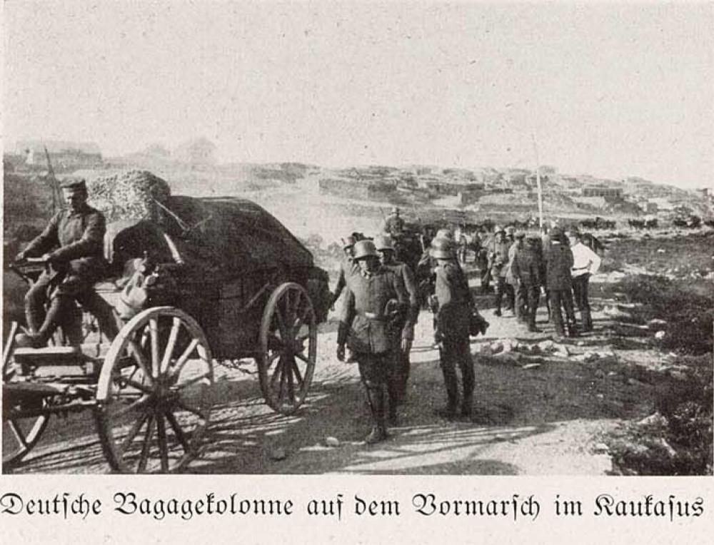 Deutsche Bagagekolonne