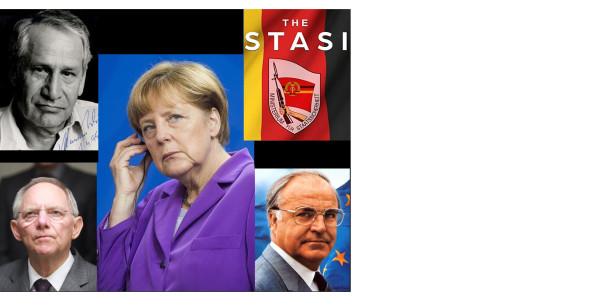 Фрау Меркель как агент Штази.