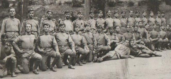 Georgian soldiers 1920 (3)