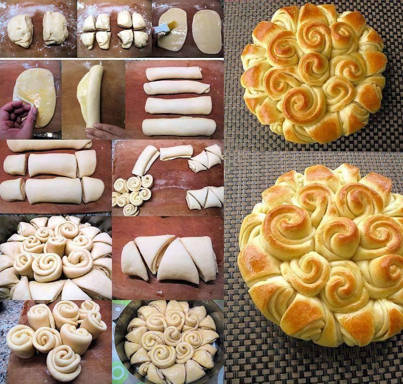 Как украсить пирог пошагово