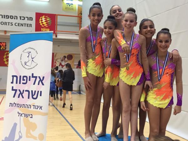 נבחרת-זוכה-אליפות-ישראל