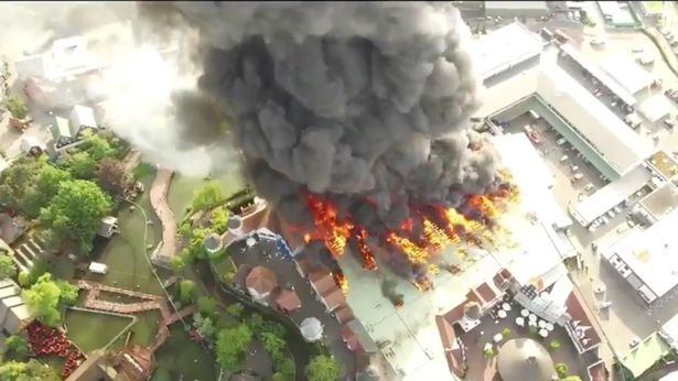 Fire-at-Europark
