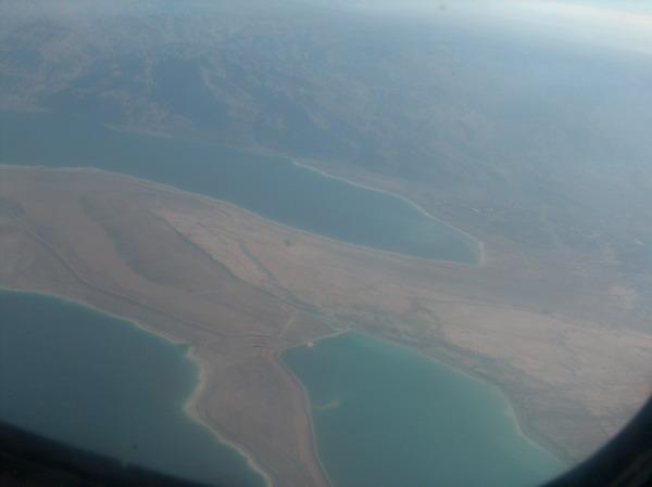 Мертвое море - иорданская сторона