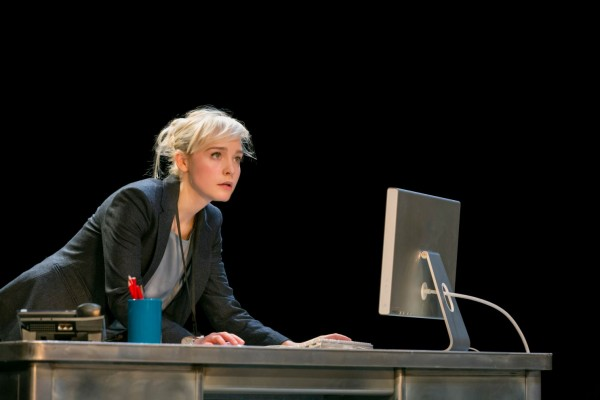3.Olivia Vinall -Hilary in The Hard Problem by Tom Stoppard. Image by Johan Persson