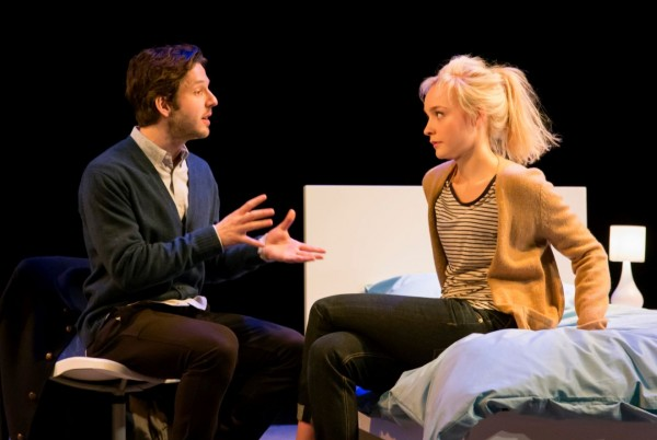 11. Damien Molony-Spike, Olivia Vinall-Hilary in The Hard Problem by Tom Stoppard -photo by Johan Persson