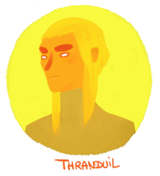 portraits thranduil